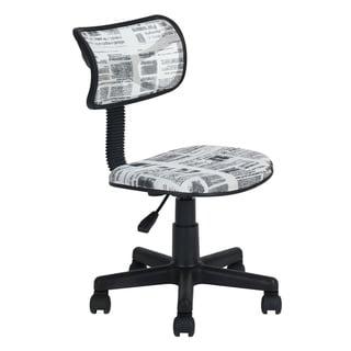 FurnitureR Office Computer Desk Task Chair Mesh Student Chair for Kids