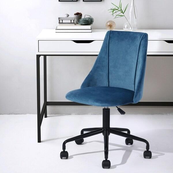 Porch & Den Voges Ergonomic Home Office Chair