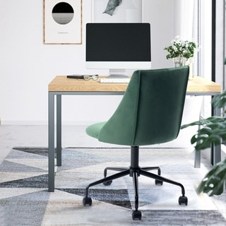 Porch & Den Voges Ergonomic Home Office Chair