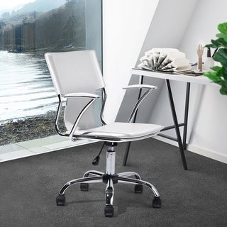 FurnitureR Home Office Furniture Task Chairs Swivel Computer Desk Chair