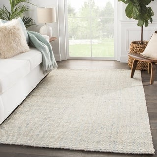Rutledge Natural Solid Area Rug