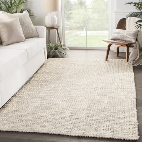 Murillo Natural Solid Area Rug