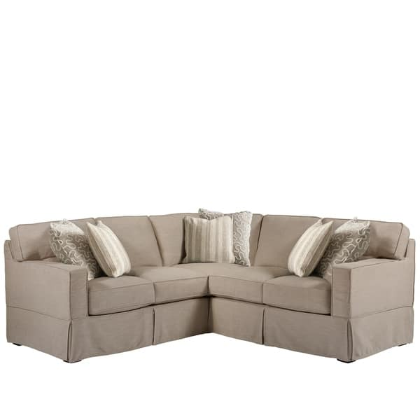 Astounding Shop Chatham 5 Seat Sectional Sofa Multiple Colors Free Bralicious Painted Fabric Chair Ideas Braliciousco