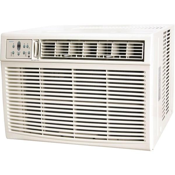 25,000/24,700 BTU 230V Window/Wall Air Conditioner with 16,000 BTU Supplemental Heat Capability