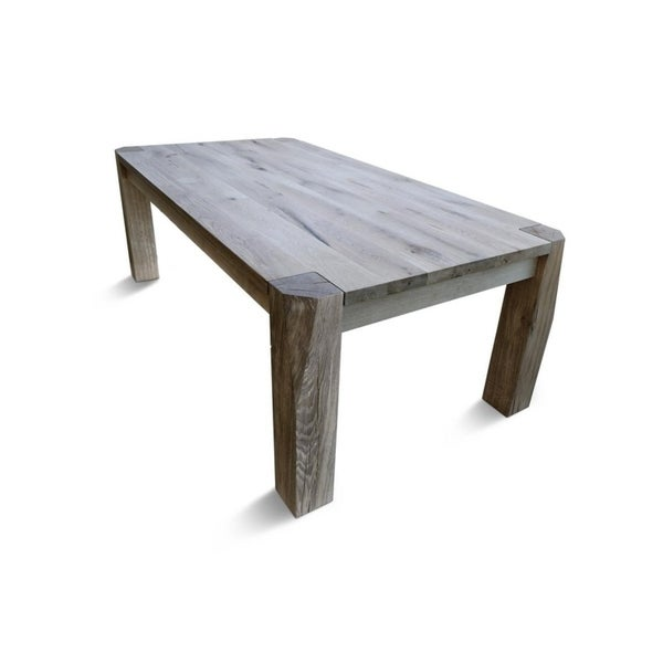 STAMM Dining Table - Aged Oak. Opens flyout.