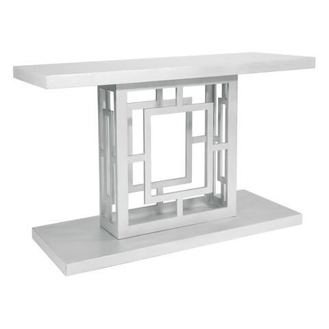 INSPIRED by Bassett Imola Foyer Table