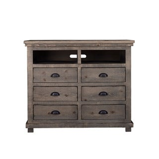 Progressive Willow Media Chest