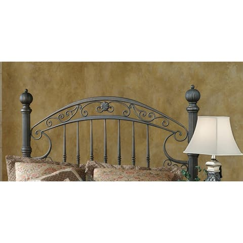 Chesapeake Brown Finish Rails Not Included Headboard