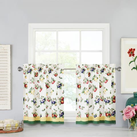Villeroy and Boch French Garden Window Tier Set