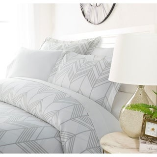 Link to Luxury Silver Peaks 3 Piece Duvet Cover Set by Sharon Osbourne Home Similar Items in Duvet Covers & Sets