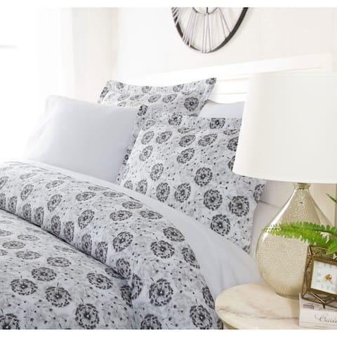 Luxury Dandelions 3 Piece Duvet Cover Set by Sharon Osbourne Home