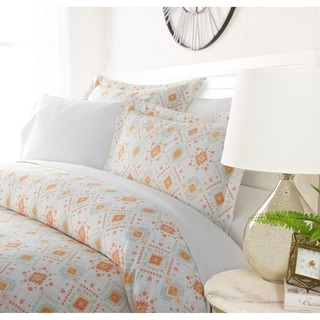 Link to Luxury Tribal 3 Piece Duvet Cover Set by Sharon Osbourne Home Similar Items in Duvet Covers & Sets