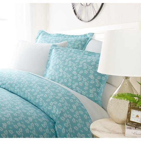 Luxury Meadow 3 Piece Duvet Cover Set by Sharon Osbourne Home