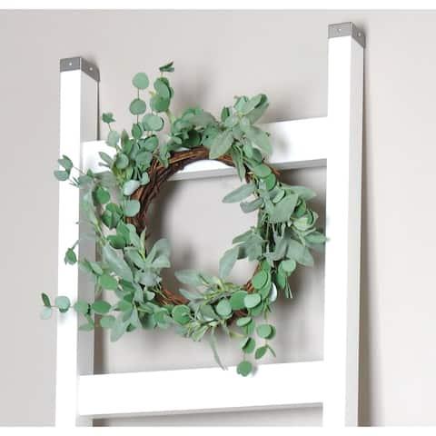 Farmhouse Faux Sage Wreath