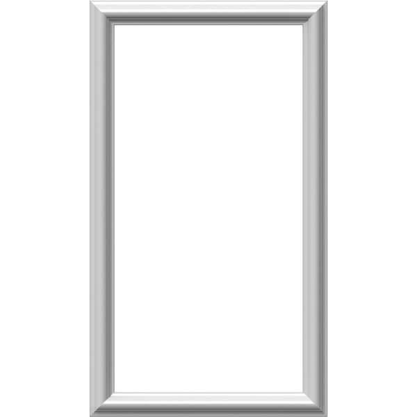 "16""W x 28""H x 1/2""P Ashford Molded Classic Wainscot Wall Panel"