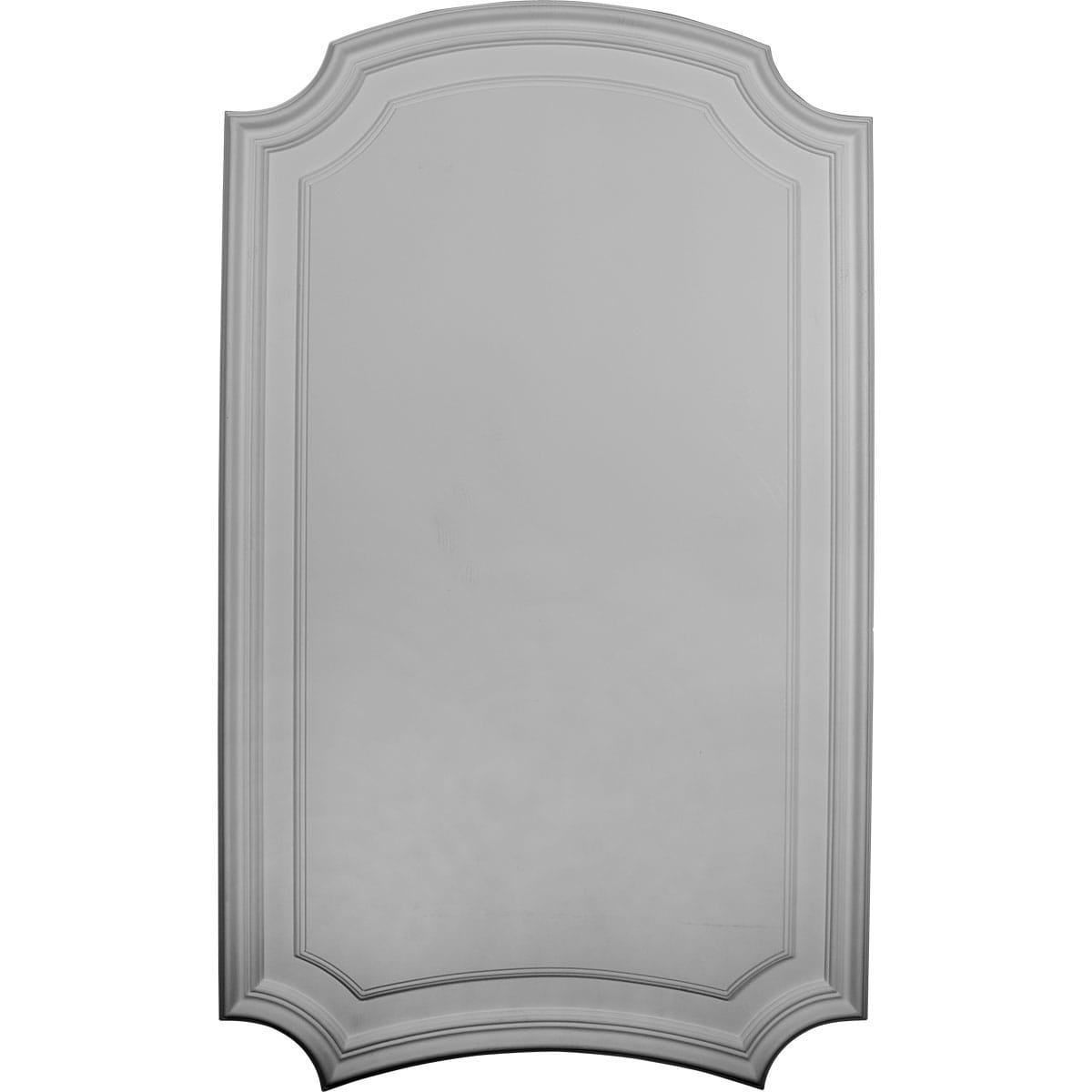 21 5/8W x 36 3/8H x 5/8P Legacy Deluxe Arch Wall/Door Panel (2-Pack)