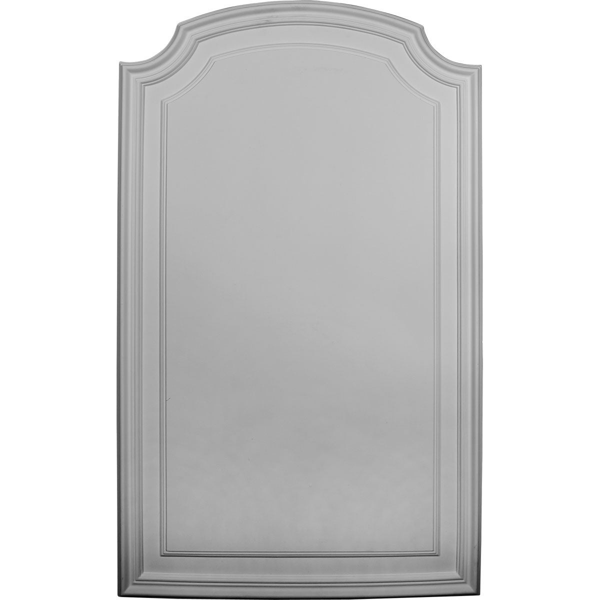 21 5/8W x 35 5/8H x 5/8P Legacy Arch Top Wall/Door Panel (1-Pack)