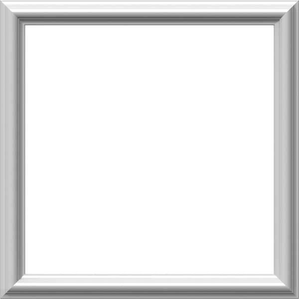 "20""W x 20""H x 1/2""P Ashford Molded Classic Wainscot Wall Panel"