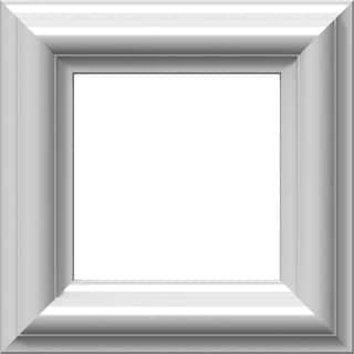 "8""W x 8""H x 1/2""P Ashford Molded Classic Wainscot Wall Panel"