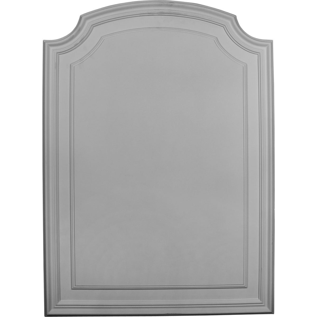 21 5/8W x 29 3/4H x 5/8P Legacy Arch Top Wall/Door Panel (12-Pack)