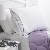 Aromatherapy Lavender Scented All Cotton Pillow Protector