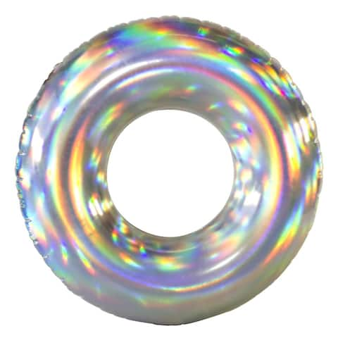 "Pool Tube 42"" - Holographic"