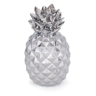 Priscella Ceramic Pineapple - 8 x 8 x 15