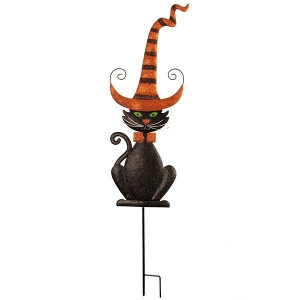 "46"" Halloween Black Cat"