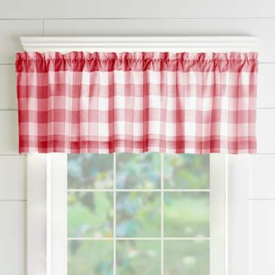 Red The Gray Barn Valances Online