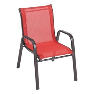 Living Accents  Kids'  Black  Steel  Chair
