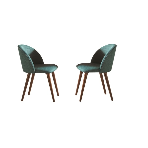 Carson Carrington Saivisnas Upholstered Dining Chairs Set Of 2 20 75 X 21 X 30 75 20 75 X 21 X 30 75 On Sale Overstock 28108893