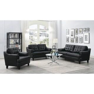Copper Grove Mulhouse 3-piece Living Room Set