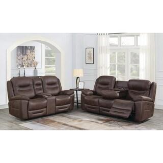 Copper Grove Caen 2-piece Power Living Room Set