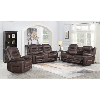 Copper Grove Caen 3-piece Power Living Room Set