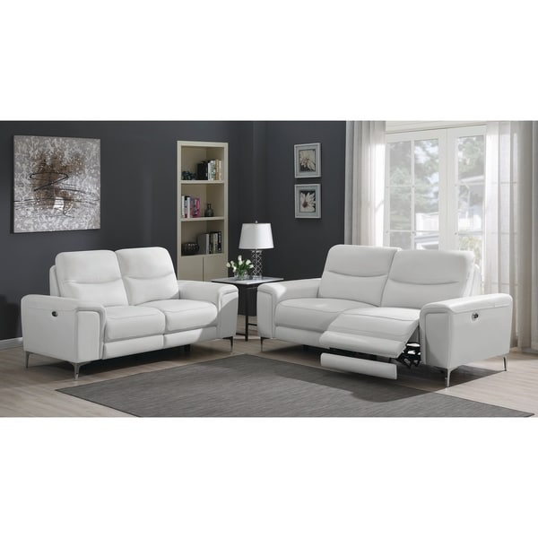 Strick & Bolton Lemoine 2-piece Power Living Room Set