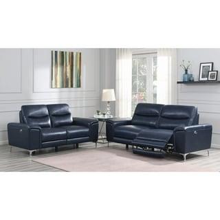 Strick & Bolton Lemoine 2-piece Power Living Room Set