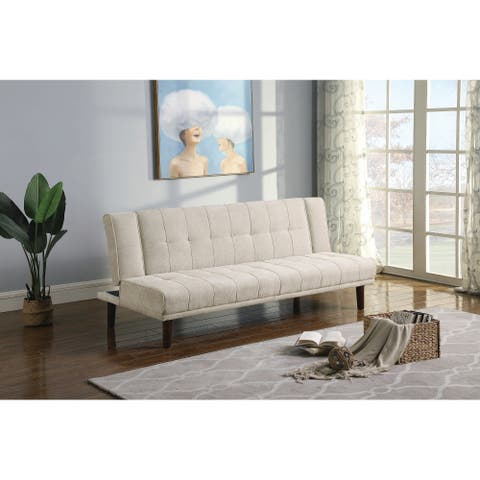 The Gray Barn Broken Arrow Upholstered Sofa Bed