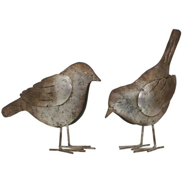 kieragrace Muskoka Barlow Table Décor - Set of 2 Birds