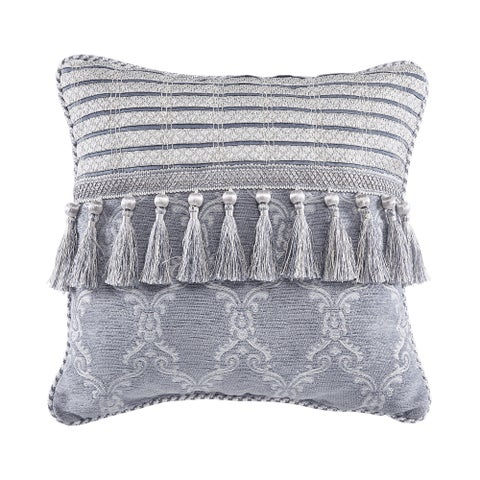 Seren Fashion 16 inch Throw Pillow (As Is Item)