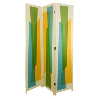kieragrace Austin Vance Room Divider - Three Panel