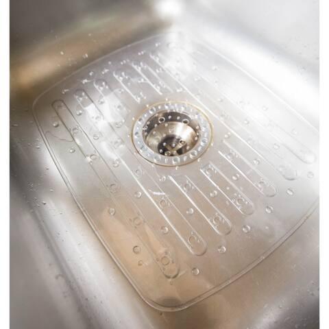 PVC Sink Mat, Clear