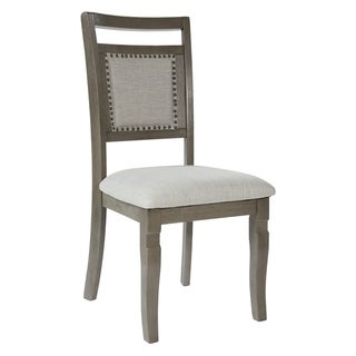 The Gray Barn Grizzly Way Dining Chair (Set of 2)