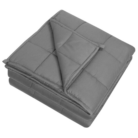Sweet Home Collection Cotton Weighted Sensory Blanket- Reduce Anxiety