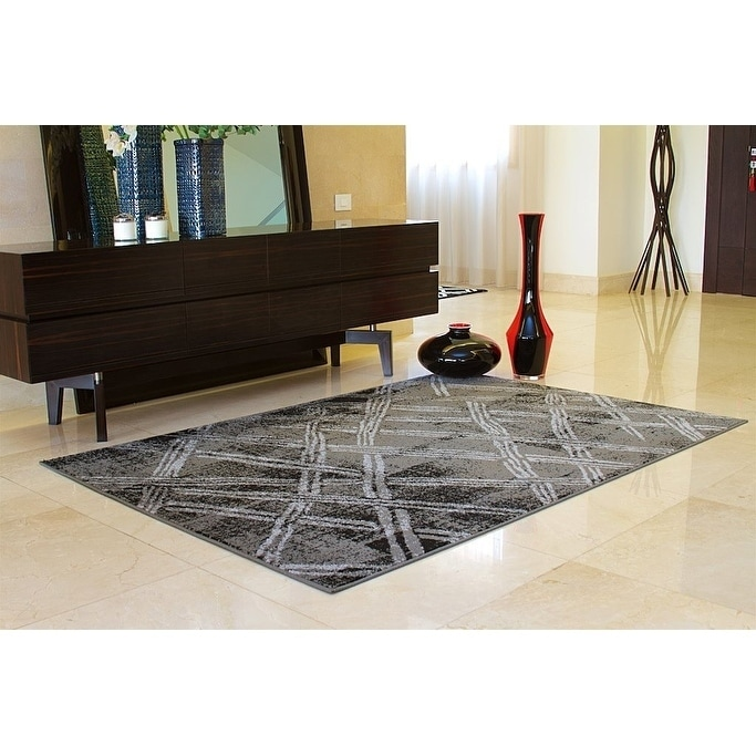 Fahglun Large Contemporary Area Rug
