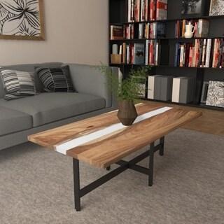 Hopper Studio Eldridge Brown Coffee Table