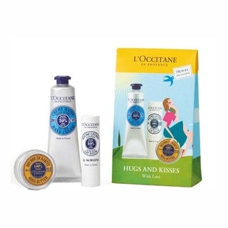 Link to L'Occitane Hugs and Kisses with Love 3 Piece Set Similar Items in Skin Care