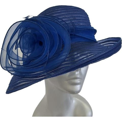 9fae71d38 Buy Blue Women's Hats Online at Overstock | Our Best Hats Deals
