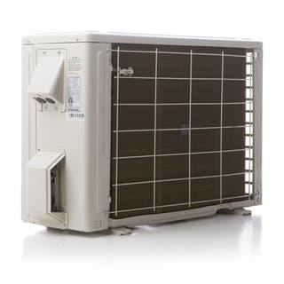 Advantage 3rd Gen 18,000 BTU 1.5 Ton Ductless Mini Split Air Conditioner and Heat Pump 230-Volt/60Hz - White