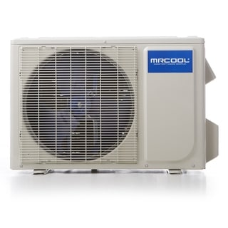 MRCOOL Advantage 3rd Gen 24000-BTU 1000-sq ft Single Ductless Mini Split Air Conditioner with Heater - White