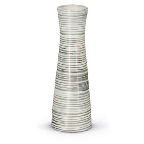 Carson Carrington Bobacka Ceramic Table Vase